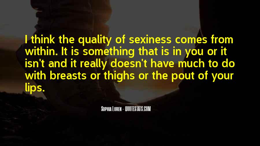 Quotes About Breasts #273426