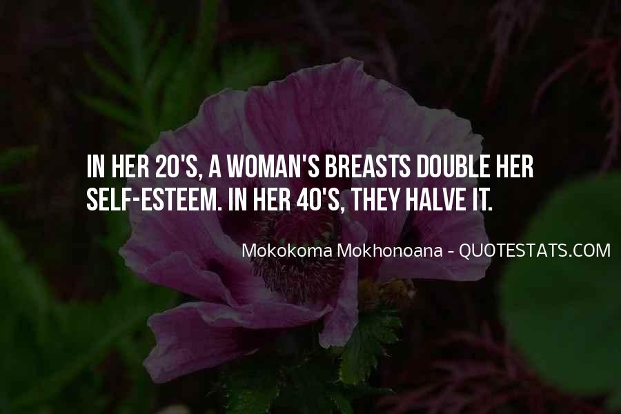 Quotes About Breasts #280269