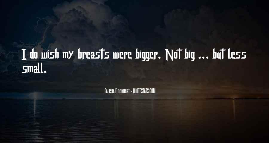 Quotes About Breasts #323813