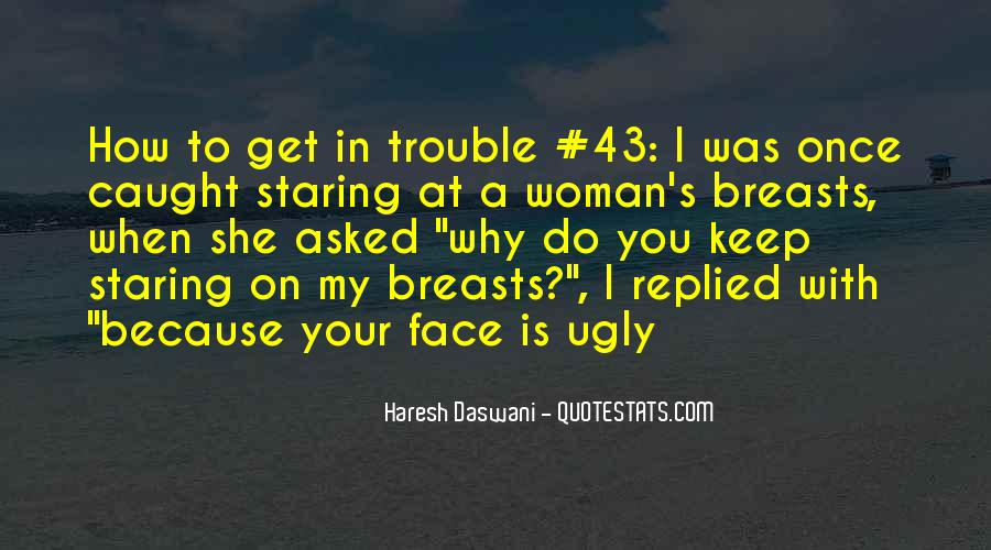 Quotes About Breasts #80006