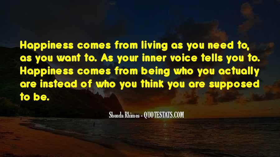 Quotes About Inner Voice #106521
