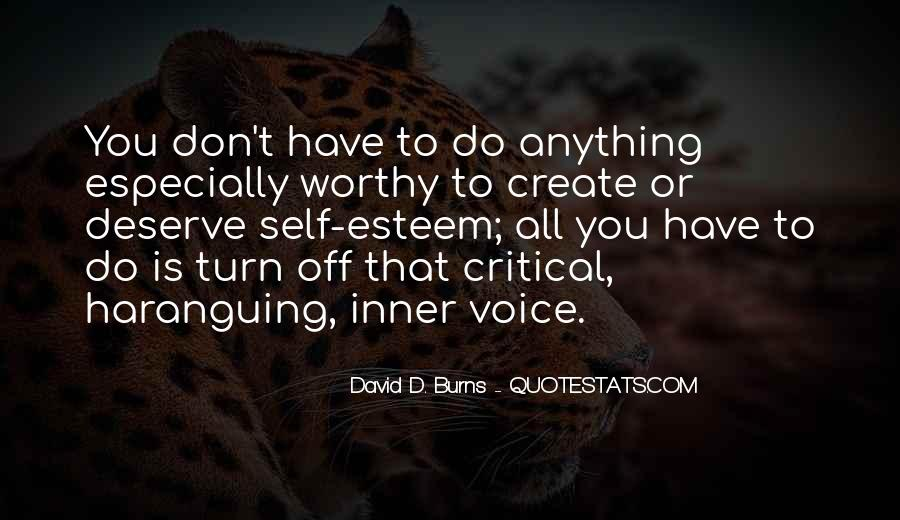 Quotes About Inner Voice #121344