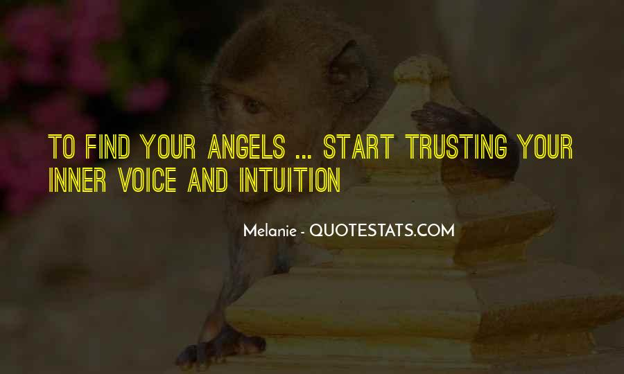 Quotes About Inner Voice #40141