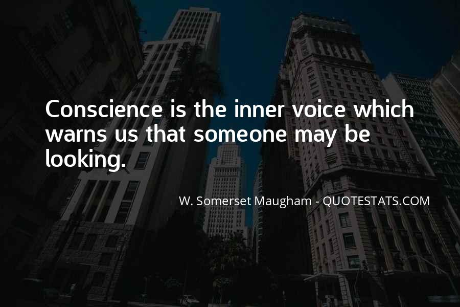 Quotes About Inner Voice #494094