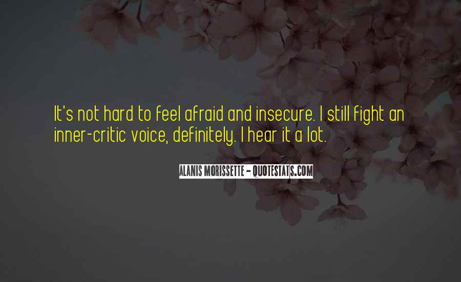 Quotes About Inner Voice #556943