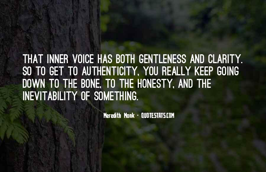 Quotes About Inner Voice #602440