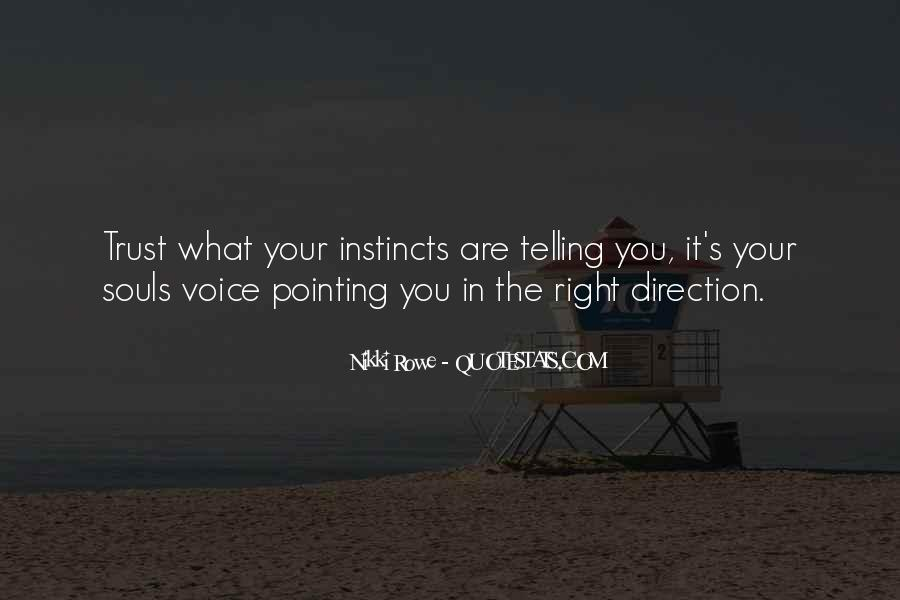 Quotes About Inner Voice #713146