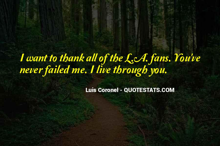 Quotes About Thank You All #405654