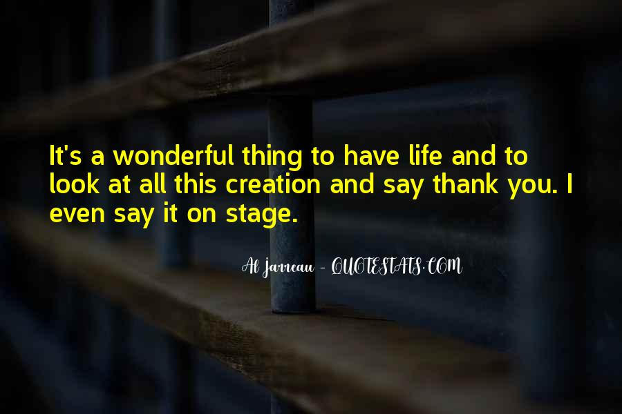 Quotes About Thank You All #80672