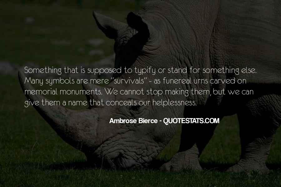 Quotes About Stand For Something #355450