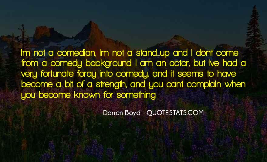 Quotes About Stand For Something #50033