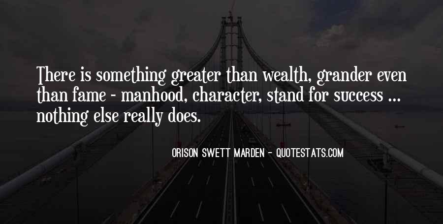 Quotes About Stand For Something #939220
