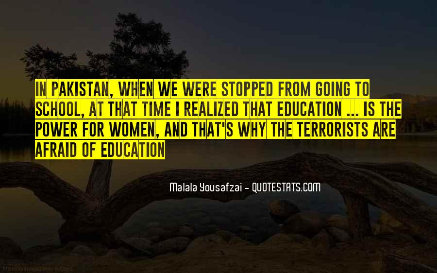 Quotes About I Am Malala #319260
