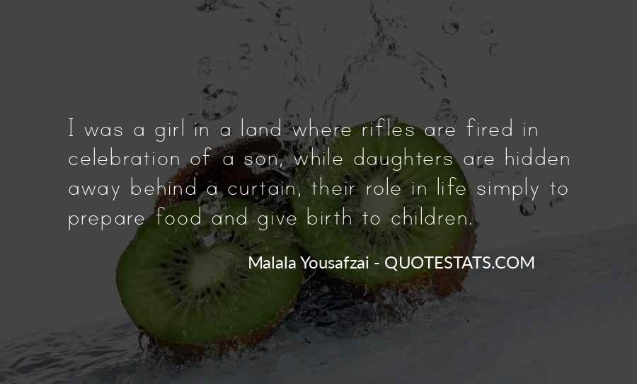 Quotes About I Am Malala #57415
