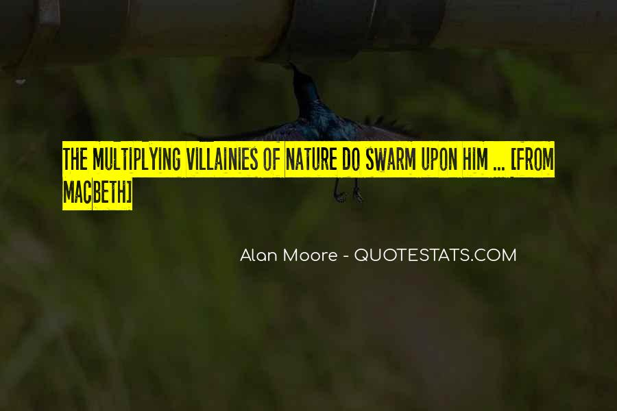 Quotes About Nature In Macbeth #1633628