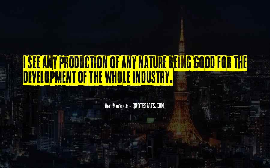 Quotes About Nature In Macbeth #1830918