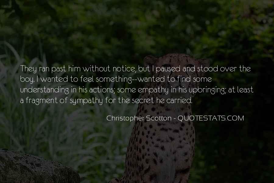 Quotes About Empathy Vs Sympathy #1018178