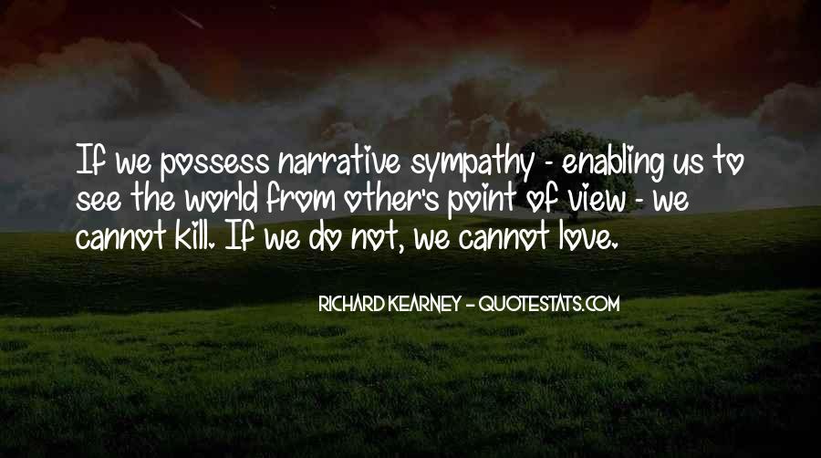 Quotes About Empathy Vs Sympathy #1062236