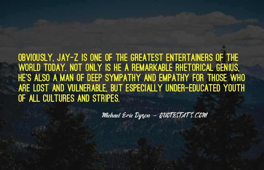 Quotes About Empathy Vs Sympathy #1136539