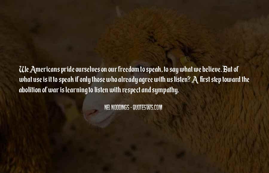 Quotes About Empathy Vs Sympathy #1240086