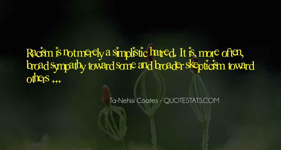 Quotes About Empathy Vs Sympathy #1343425