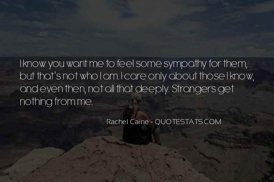 Quotes About Empathy Vs Sympathy #1646990
