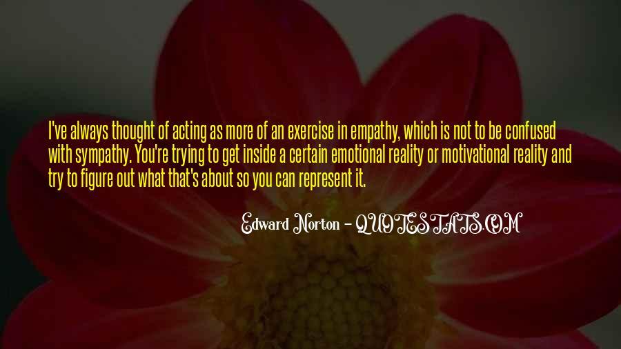 Quotes About Empathy Vs Sympathy #280915