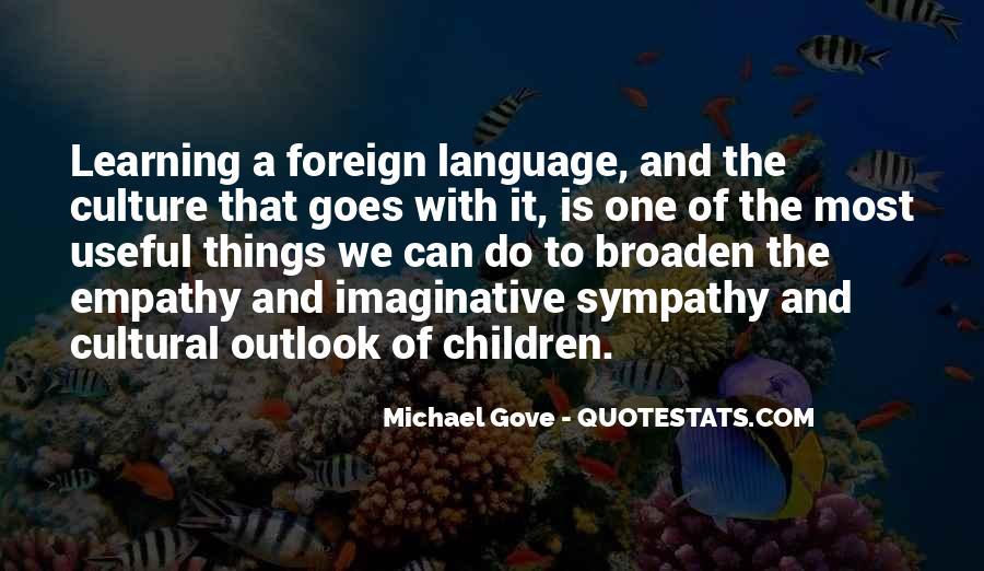 Quotes About Empathy Vs Sympathy #520838