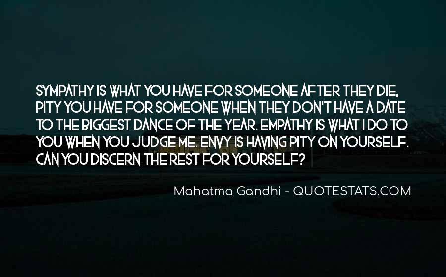 Quotes About Empathy Vs Sympathy #986786