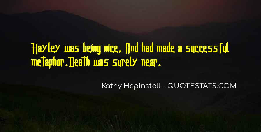 Quotes About Near Death #150003