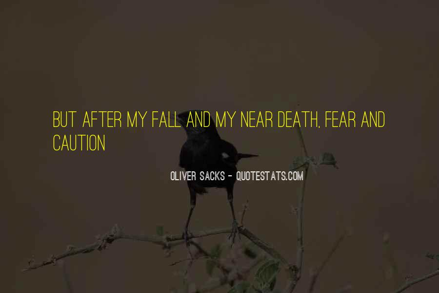Quotes About Near Death #258043