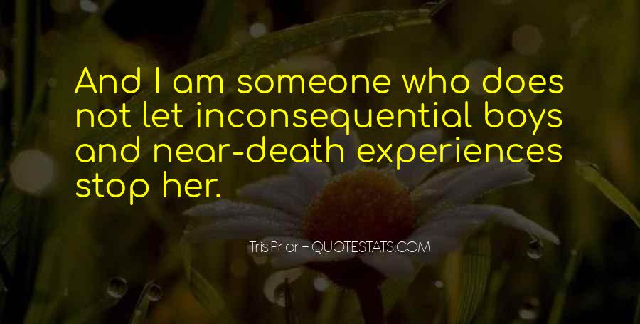 Quotes About Near Death #295189