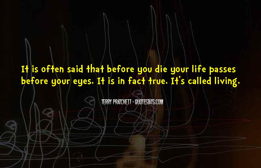 Quotes About Near Death #301107
