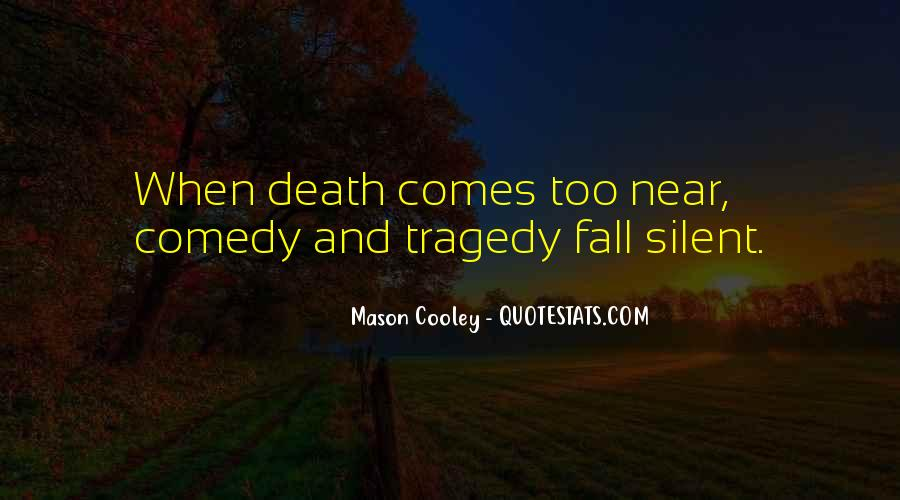 Quotes About Near Death #445599