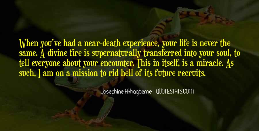 Quotes About Near Death #4959