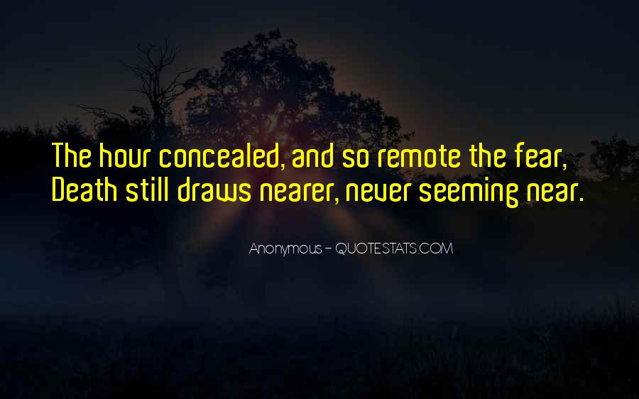 Quotes About Near Death #646071