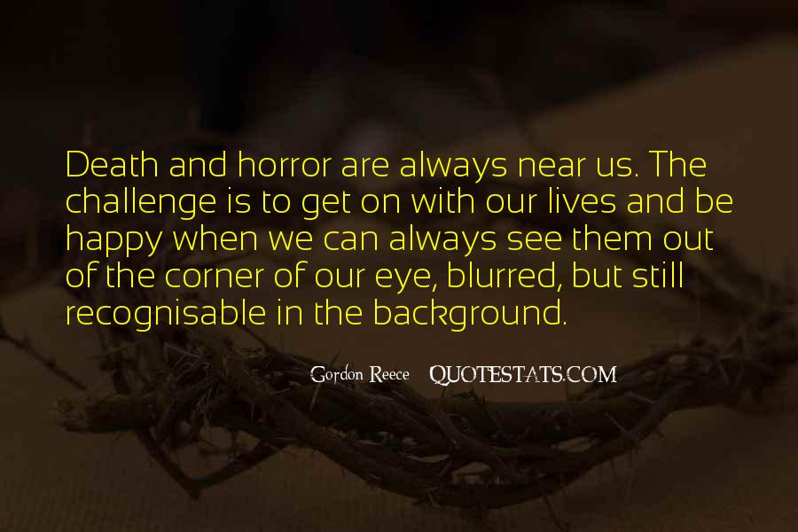 Quotes About Near Death #743987