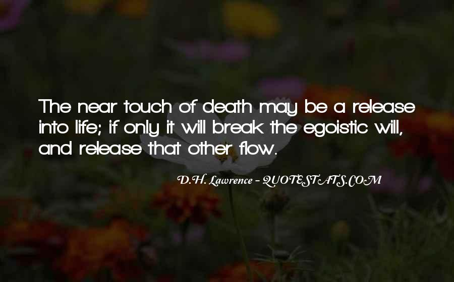 Quotes About Near Death #76340