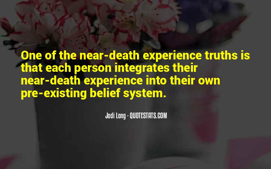 Quotes About Near Death #83079