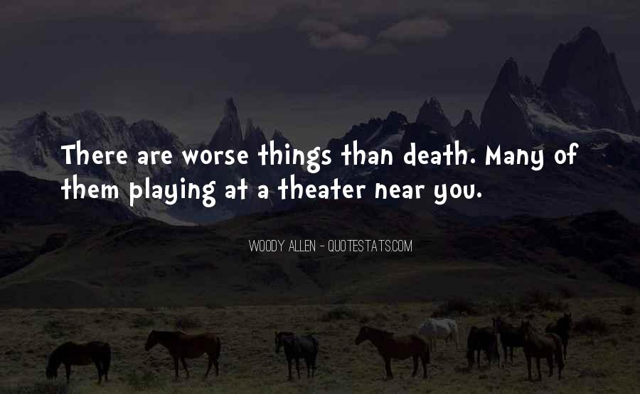 Quotes About Near Death #887784