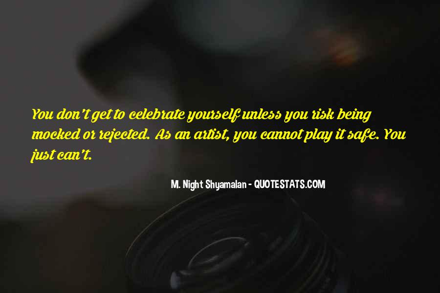 Quotes About Being Rejected #1155975