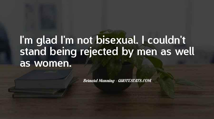 Quotes About Being Rejected #1643798
