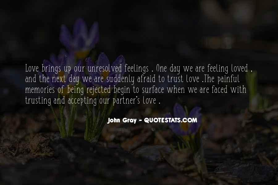Quotes About Being Rejected #1740020