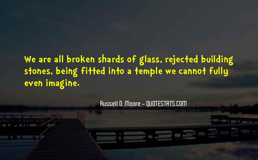 Quotes About Being Rejected #1821603