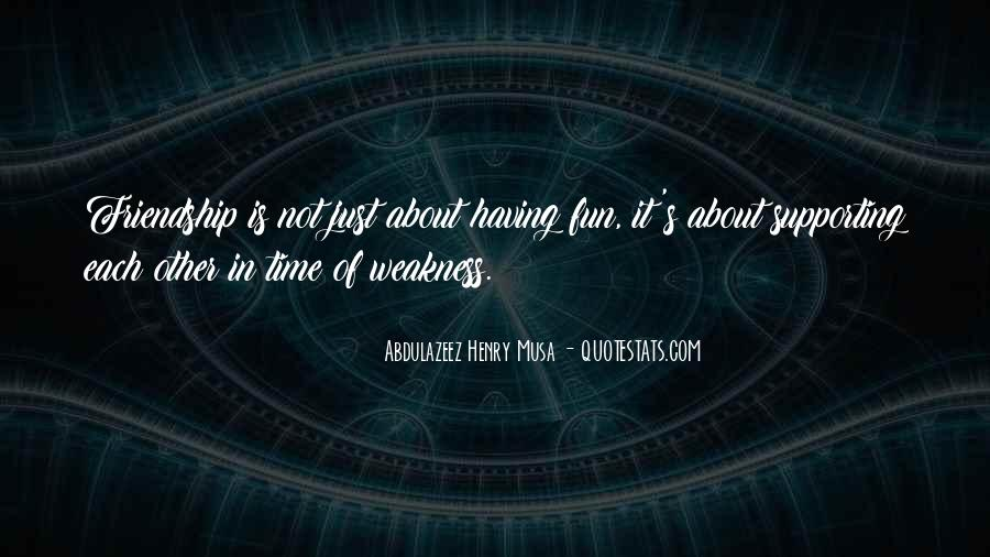 Quotes About Time Of Friendship #179400