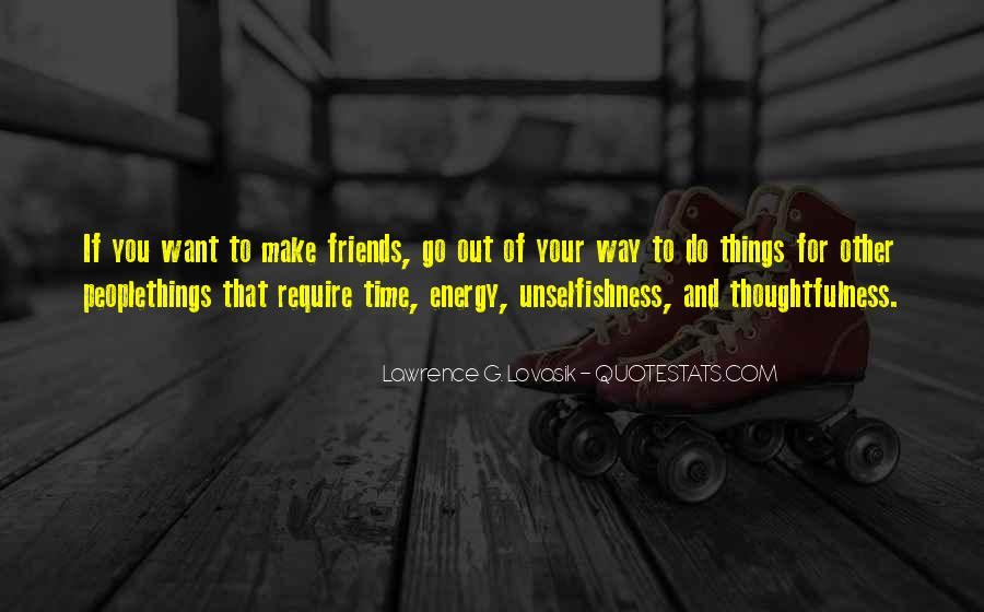 Quotes About Time Of Friendship #491589
