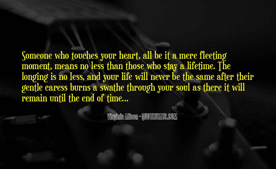 Quotes About Time Of Friendship #549247