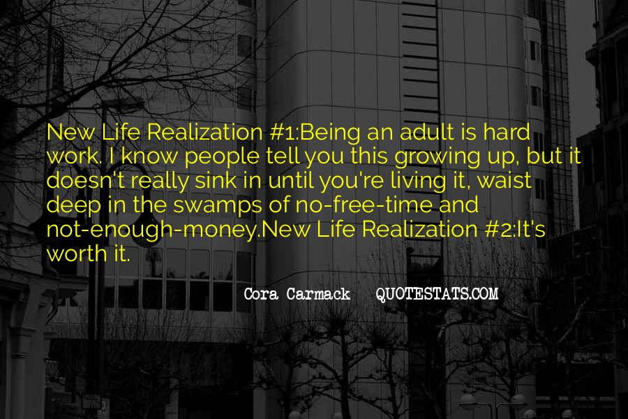 Quotes About Nothing Being Free In Life #187737