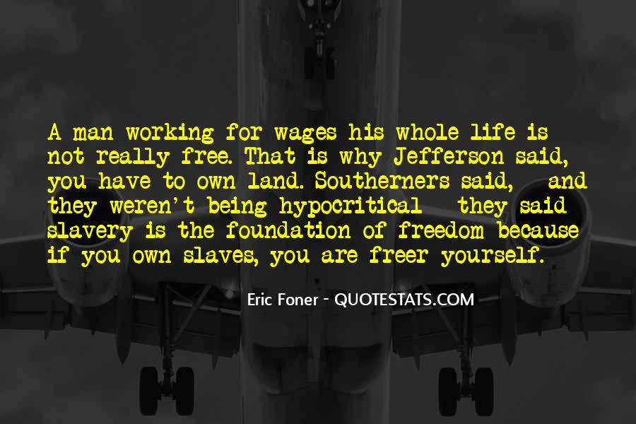 Quotes About Nothing Being Free In Life #23197