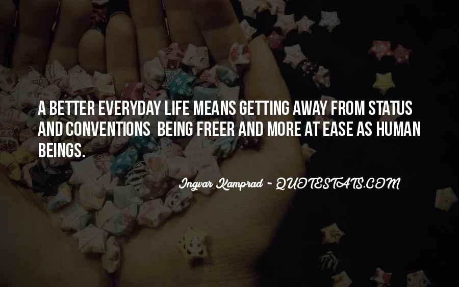 Quotes About Nothing Being Free In Life #601268